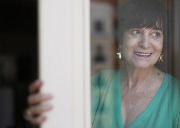 La escritora Rosa Montero, premio Nacional de las Letras