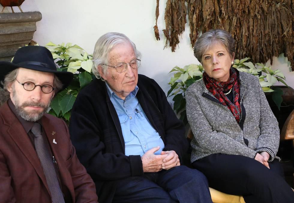 Chomsky: ?EE UU es el origen del problema del narco?