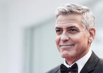 George Clooney vuelve a la televisión casi 20 años después