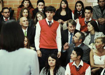 El acoso escolar sale del salón de clases en una película colombiana