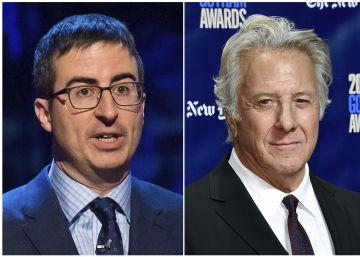 Dustin Hoffman sobre la mujer que le acusa de acoso sexual: ?Fue una sobrerreacción?