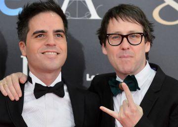 Joaquín Reyes y Ernesto Sevilla presentarán la gala de los Goya 2018
