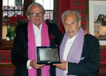 El diestro Rafael de Paula recibe un homenaje del Club Taurino de Milán