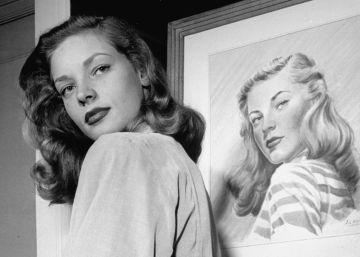 Lauren Bacall, las luces y las sombras de un mito del cine clásico
