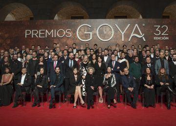 Los Goyas celebran a sus candidatos