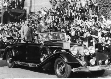 El Mercedes favorito de Hitler durante la Segunda Guerra Mundial, a subasta