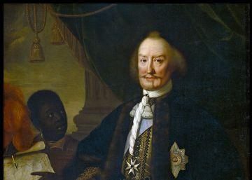 El museo Mauritshuis retira el busto del esclavista que le da nombre