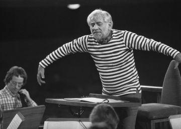 Cuando Bernstein dirigió en el Real