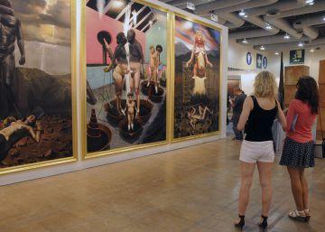 El arte contemporáneo se instala en la Ciudad de México