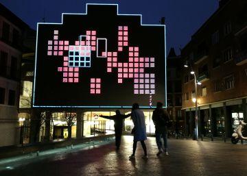 El videojuego convertido en arte visual arquitectónico para todos los públicos