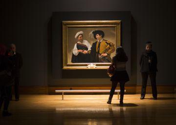 La gran escapada que contagió el virus de Caravaggio por América