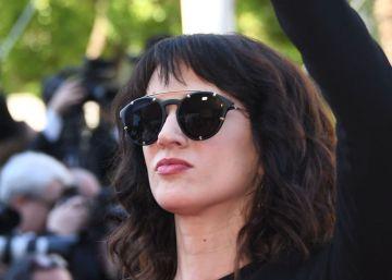 Asia Argento recuerda en la clausura de Cannes que fue violada por Harvey Weinstein en el festival en 1997