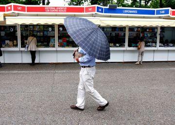 Llueve sobre mojado en la Feria del Libro de Madrid