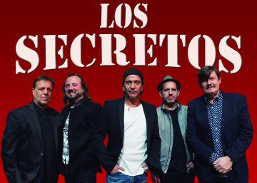 El País te invita a la gira del 40 aniversario de Los Secretos