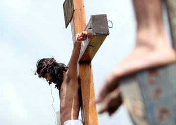 El segundo crucificado de la historia