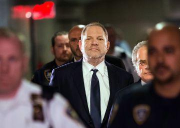 Harvey Weinsteins se declara no culpable de los cargos de violación y agresión sexual