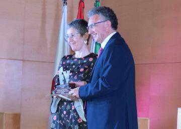Tereixa Constenla, Premio Nacional de Periodismo Francisco Valdés