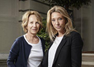 Dos mujeres en pie de guerra