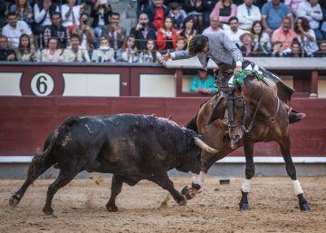 El veto a Diego Ventura, un síntoma hediondo de la podredumbre del toreo