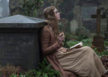 Así es ?Mary Shelley?, la creadora de Frankenstein