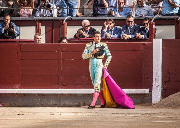 Octavio Chacón, la torería lidiadora que anhelaba Madrid