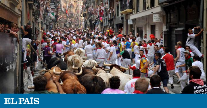 San Fermin  Sanfermines In Numbers  Facts You Need To Know In English El Pais