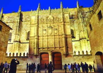 Salamanca, 800 años de futuro
