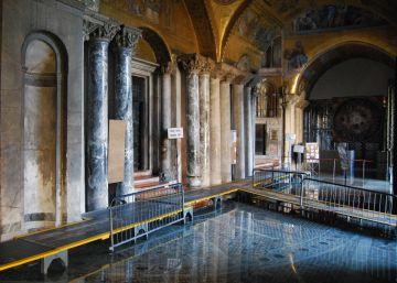 Al rescate de los mosaicos de Venecia