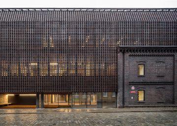 La mejor arquitectura española no está (sólo) en España