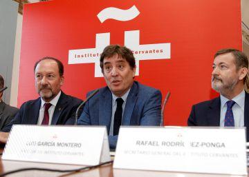 El director del Instituto Cervantes apuesta por la diplomacia cultural