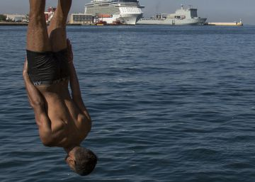 Odisea por el Mediterráneo de ferri en ferri