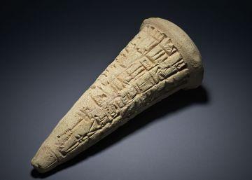 El British Museum devolverá a Irak ocho piezas de hace 5.000 años, saqueadas en 2003