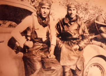 Muere Miguel Ángel Sanz Bocos, 'Vallecas', el último piloto de caza republicano