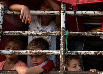 La literatura de los niños perdidos en la frontera