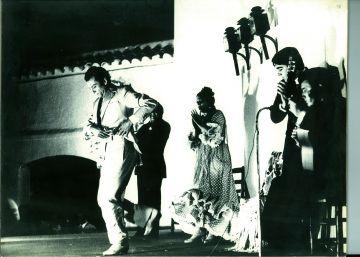 Flamencos contra Franco