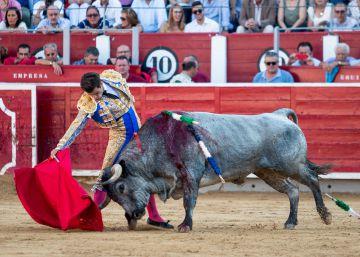 Los toros también tienen mala suerte