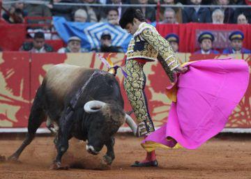 Los mariachis que cantan al torero José Tomás