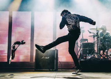 Cinco euros para ver un concierto de Muse en Bilbao el 3 de noviembre
