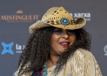 Sitges homenajea a Pam Grier, el icono afroamericano incombustible