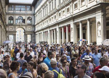 La Galería de los Uffizi recurre a un algoritmo para combatir las colas