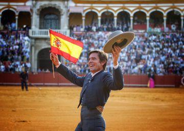El fuerte tirón taurino de la Semana Santa de Sevilla