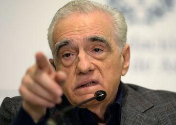 Martin Scorsese: ?Los estudios ya no apoyan a los cineastas?