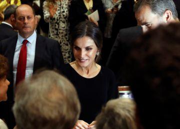 Doña Letizia visitará el festival de cine de Valladolid