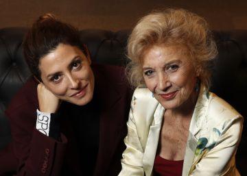 Marisa Paredes y Bárbara Lennie, luces para una película sombría