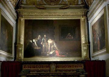 Caravaggio, el impulso del arte en los cines