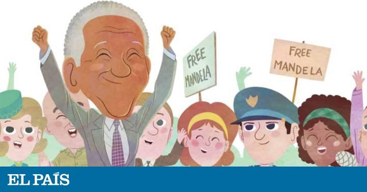 Mandela Enseña A Los Niños Qué Es El Odio Y Cómo Gestionarlo Cultura El País