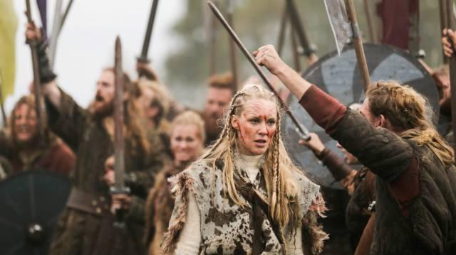 Una de vikingos (autóctonos)