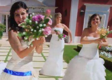'Cuatro Weddings' y, ya puestos...