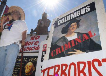 Colón, un símbolo incómodo 'made in Italy'