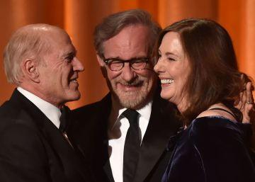 La productora Kathleen Kennedy, primera mujer en recibir el premio Irving Thalberg